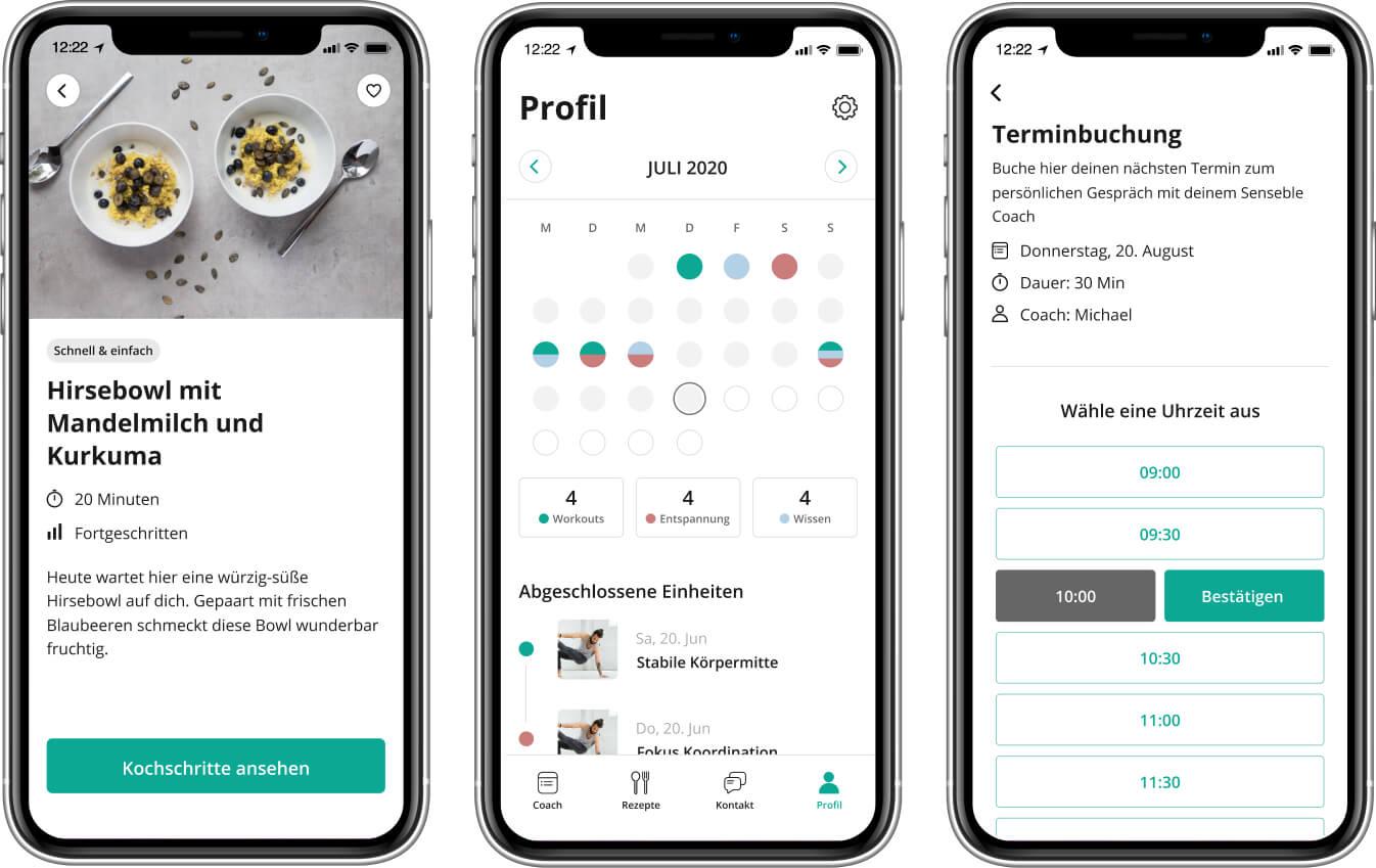 Digitales betriebliches Gesundheitsmanagement - die Vorteile einer App